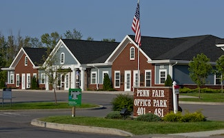 Penn Fair Office Park in Penfield, NY