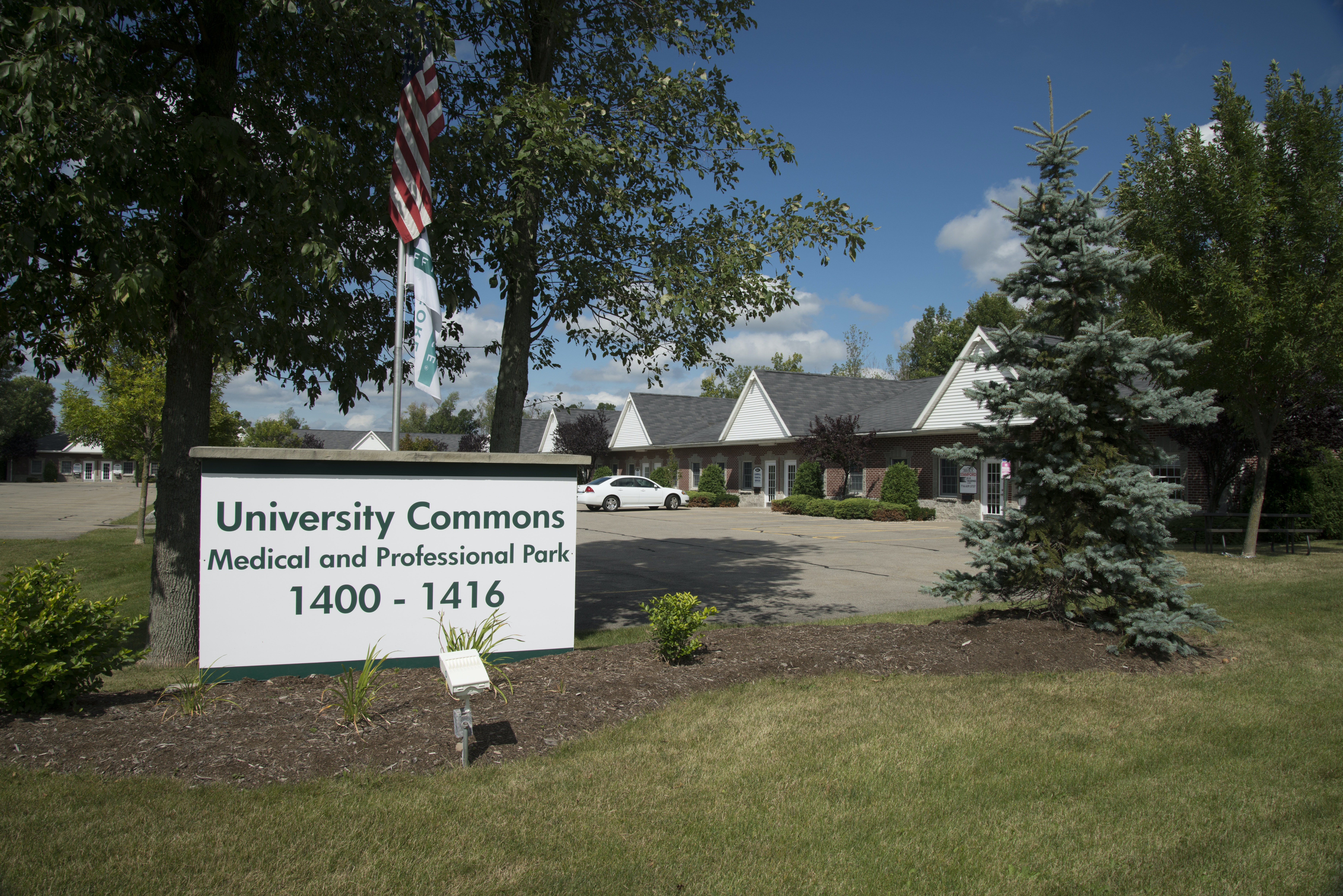 University Commons Medical and Professional Park in Amherst, NY