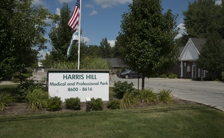 Harris Hill Medical and Professional Park in Williamsville, NY